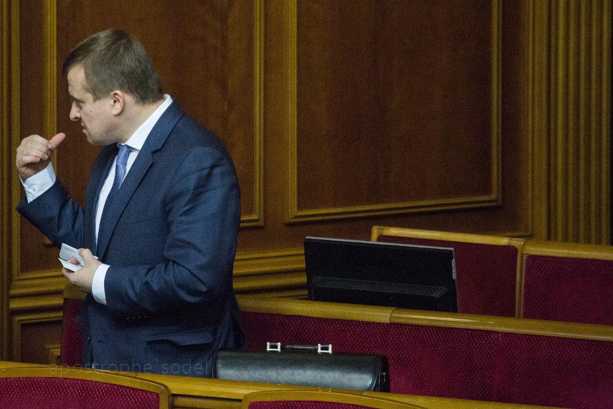 Глава Минэнерго Владимир Демчишин не хочет подписывать кредитное соглашение с ЕБРР