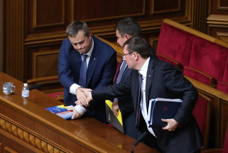 Руководство НАБУ ближайшим временем может уйти в отставку и примкнуть к движению Саакашвили