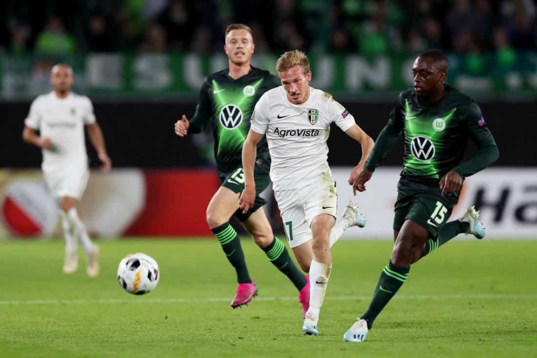 Онлайн трансляция футбол матч реал вольфсбург