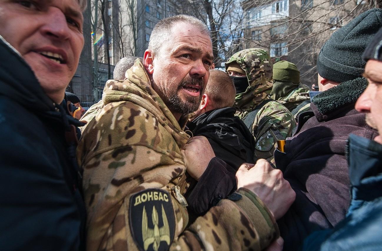 """Мария Драгозова рассказала о конфликте """"Сармата"""" с нардепом Пономаревым"""