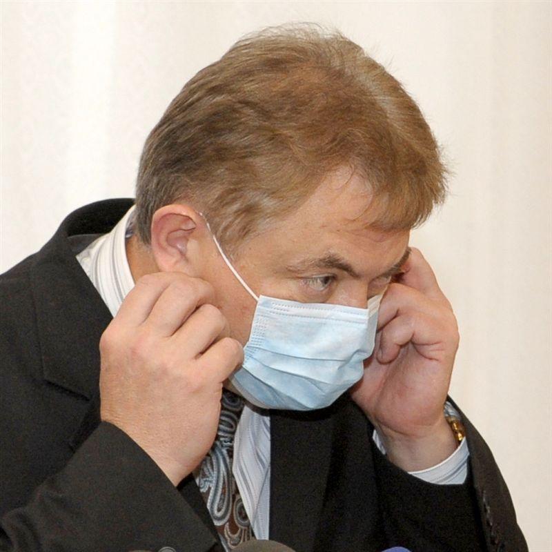В Минздраве считают высокой вероятность появления вируса Эбола в Украине