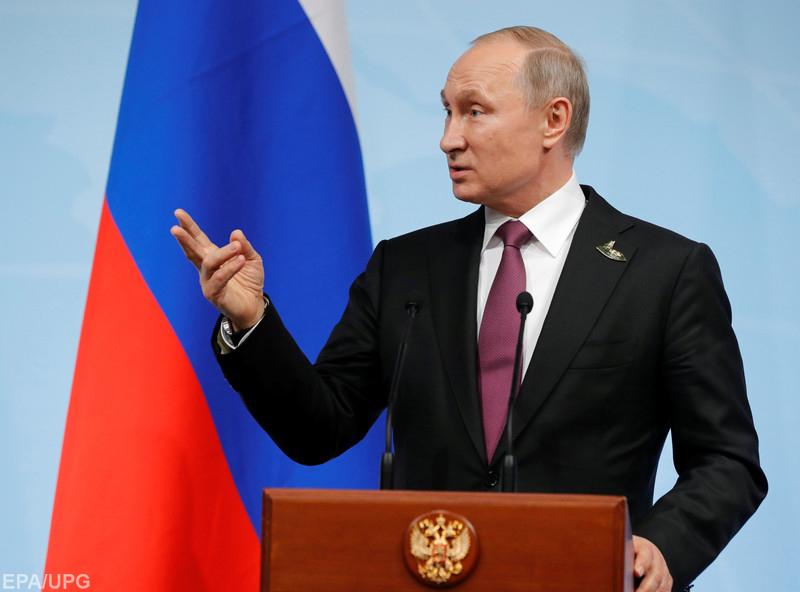 Путин знает, что Украина не пойдет на его условия по миротворцам ООН на Донбассе