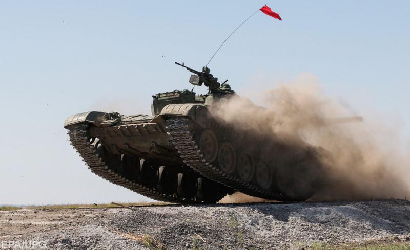 В зоне АТО увеличилось количество обстрелов со стороны боевиков