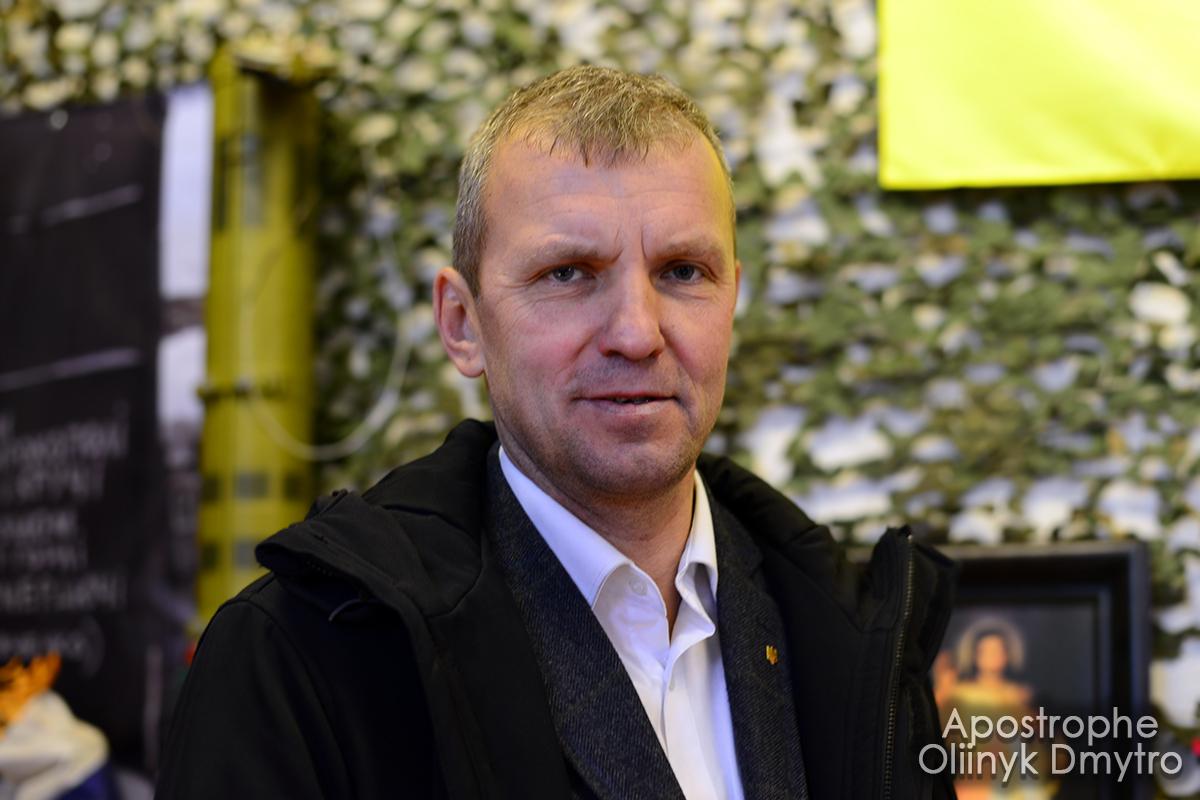 Известный украинский активист и ветеран АТО о лживых обвинениях в свой адрес