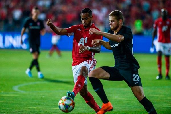 Зоря обіграла ЦСКА і вийшла в плей-офф раунд Ліги Європи