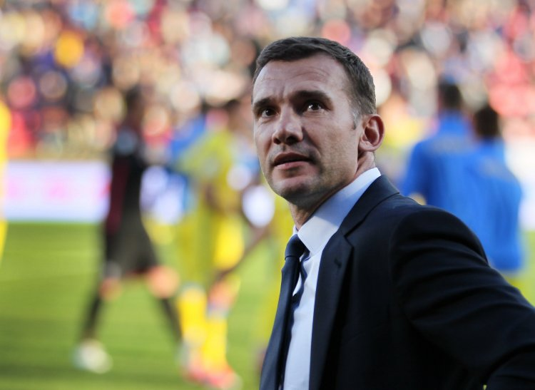 Шевченко - про майбутні матчі України проти Туреччини та Ісландії