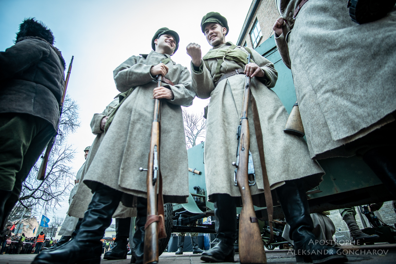 Восстание на заводе арсенал Киев 1918