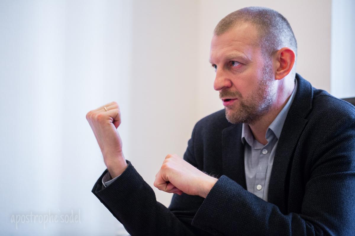 Андрей Тетерук о возможной отставке Яценюка, скандале Авакова и Саакашвили и войне с Россией