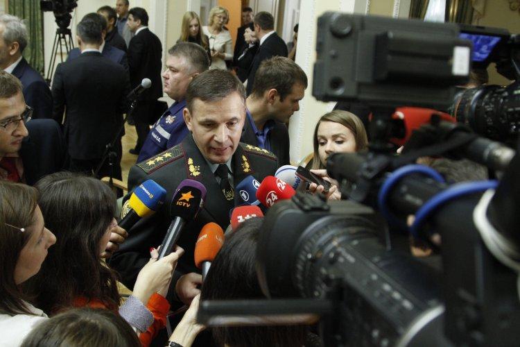 Руководство Минобороны рассказало об августовском вторжении российских войск