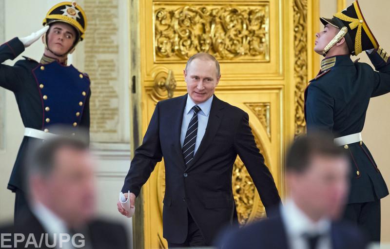 Блогеры обсуждают решение Путина создать Национальную гвардию на базе Внутренних войск МВД России
