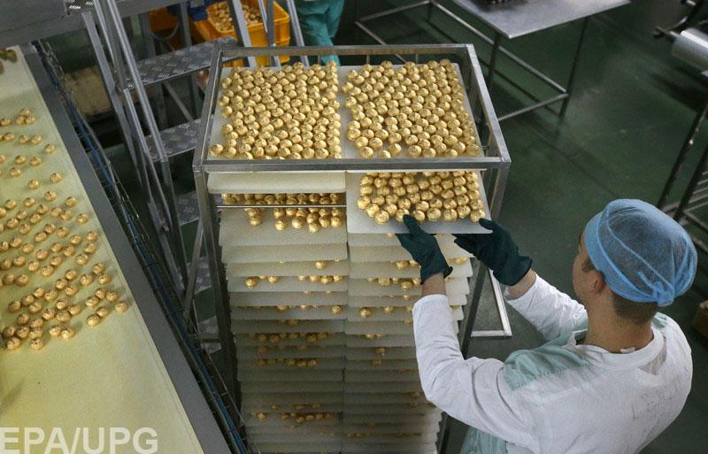Запоздалое решение об остановке производства фабрики Roshen в РФ имеет экономическое и политическое обоснование