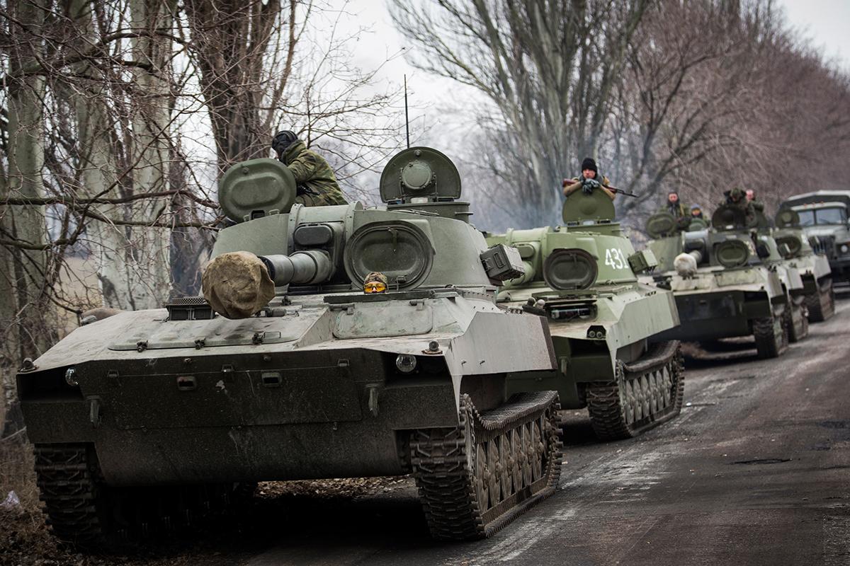 Микола Маломуж про маневри російських військ на кордоні з Україною