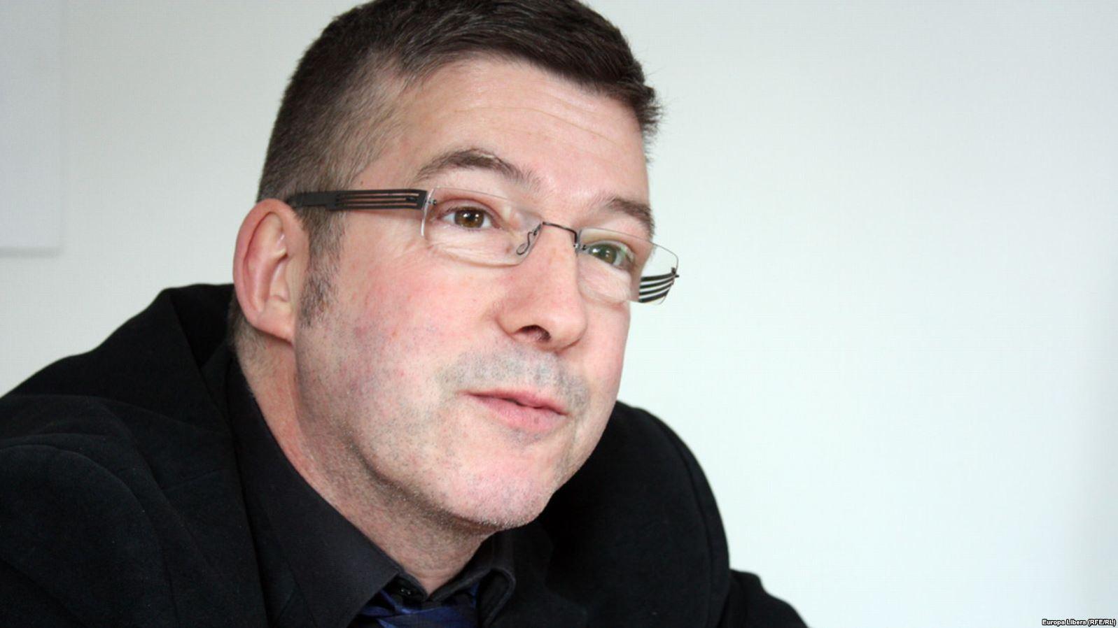 Эндрю Уилсон об Украине, Европе и войне с Россией