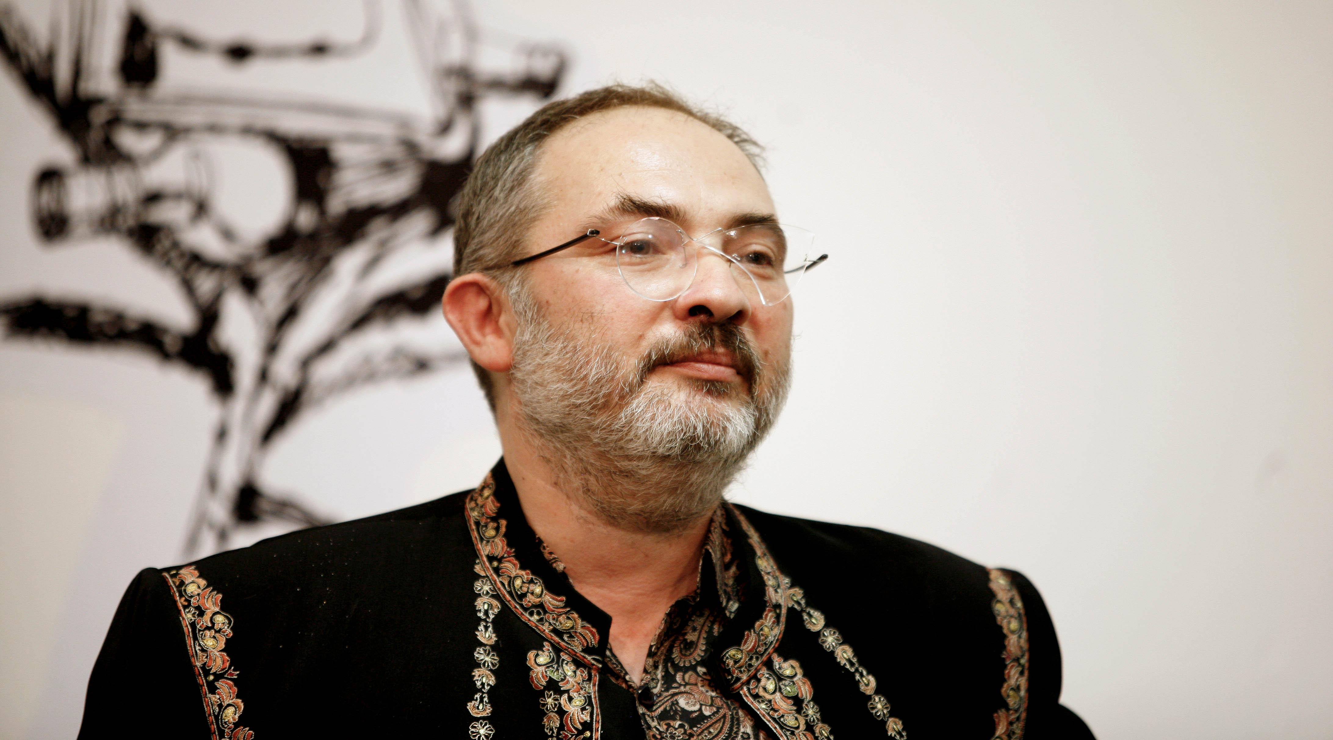 Российский арт-менеджер помогает отобрать картины украинских художников для Центра Помпиду