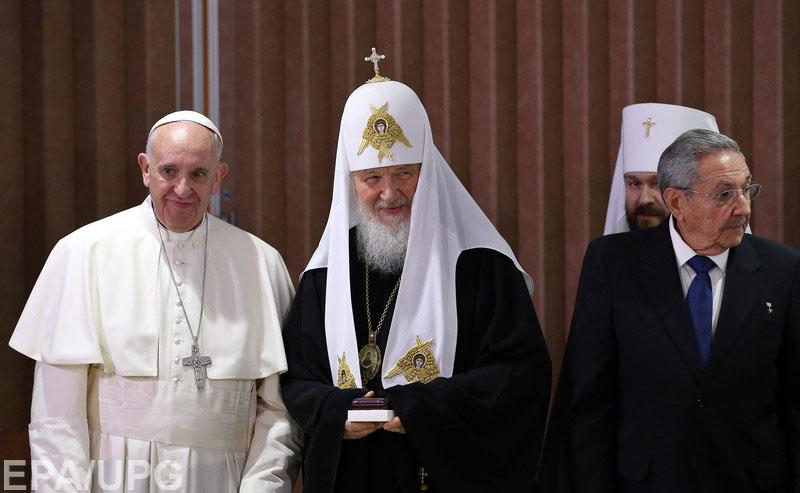 Религиозные деятели забыли обсудить фундаментальные основы Вселенной
