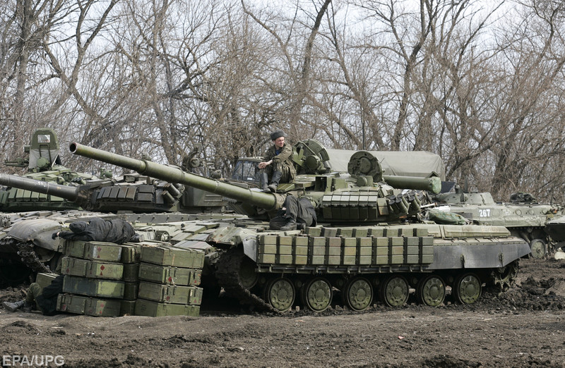 Юрий Карин о том, зачем Россия скопила войска у границ Украины