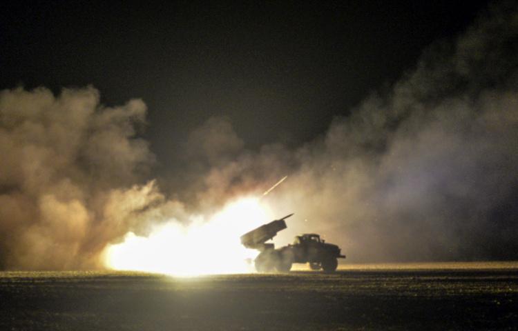 Кремль пытается использовать боевиков для давления на Запад