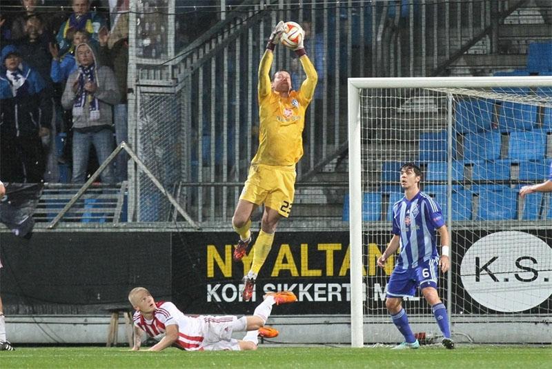 «Динамо», «Днепр» и «Металлист» потерпели поражения в Лиге Европы