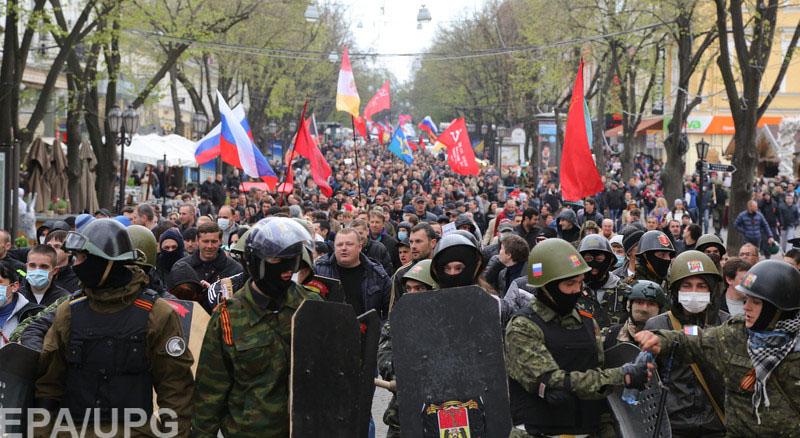 Россия не оставляет попыток автономизации Одесской области.