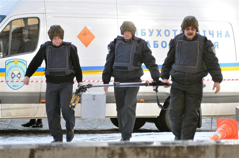 Задержана гражданка Украины, завербованная спецслужбами РФ с целью совершения теракта