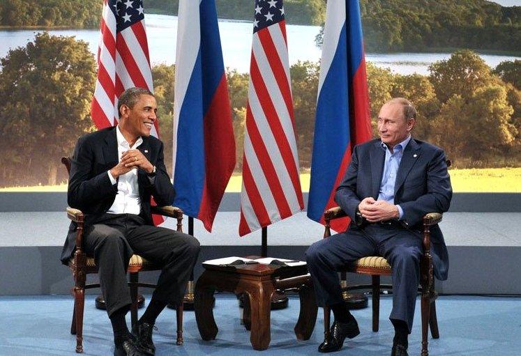 Как Путин прикрывает Сирией провал на Донбассе