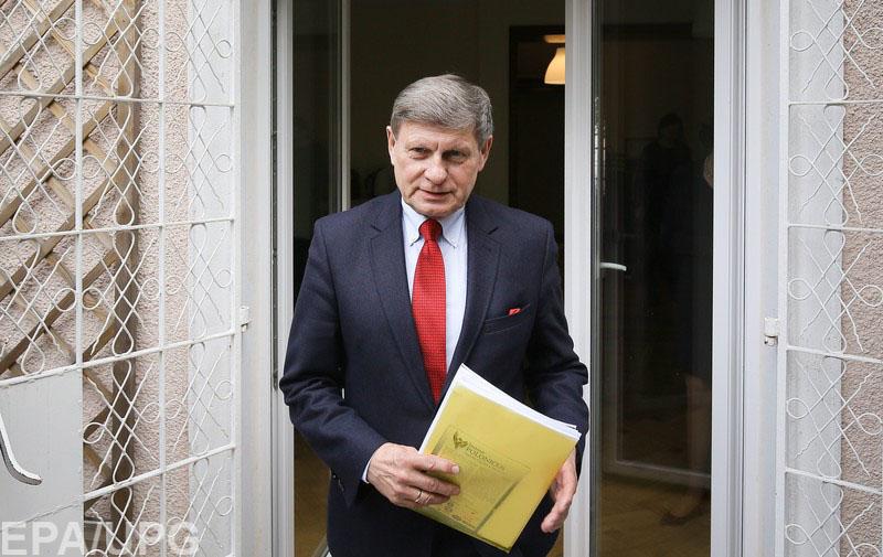 Некоторые эксперты полагают, что назначение Бальцеровича - чисто символическое