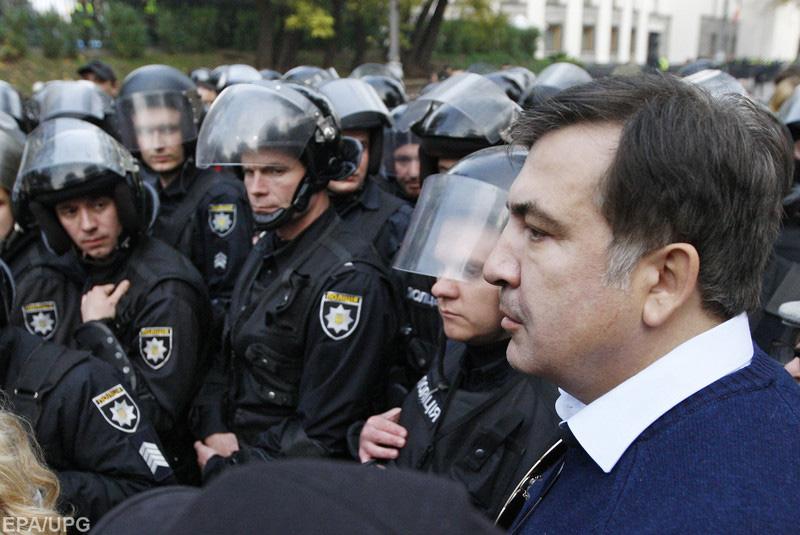 У Саакашвили есть способы оттянуть свою экстрадицию
