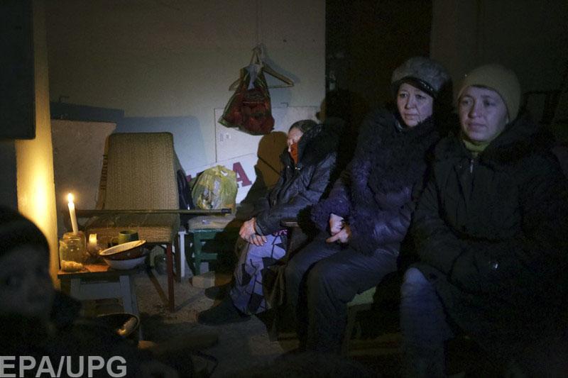 Местные жители давно не верят в окончание боевых действий