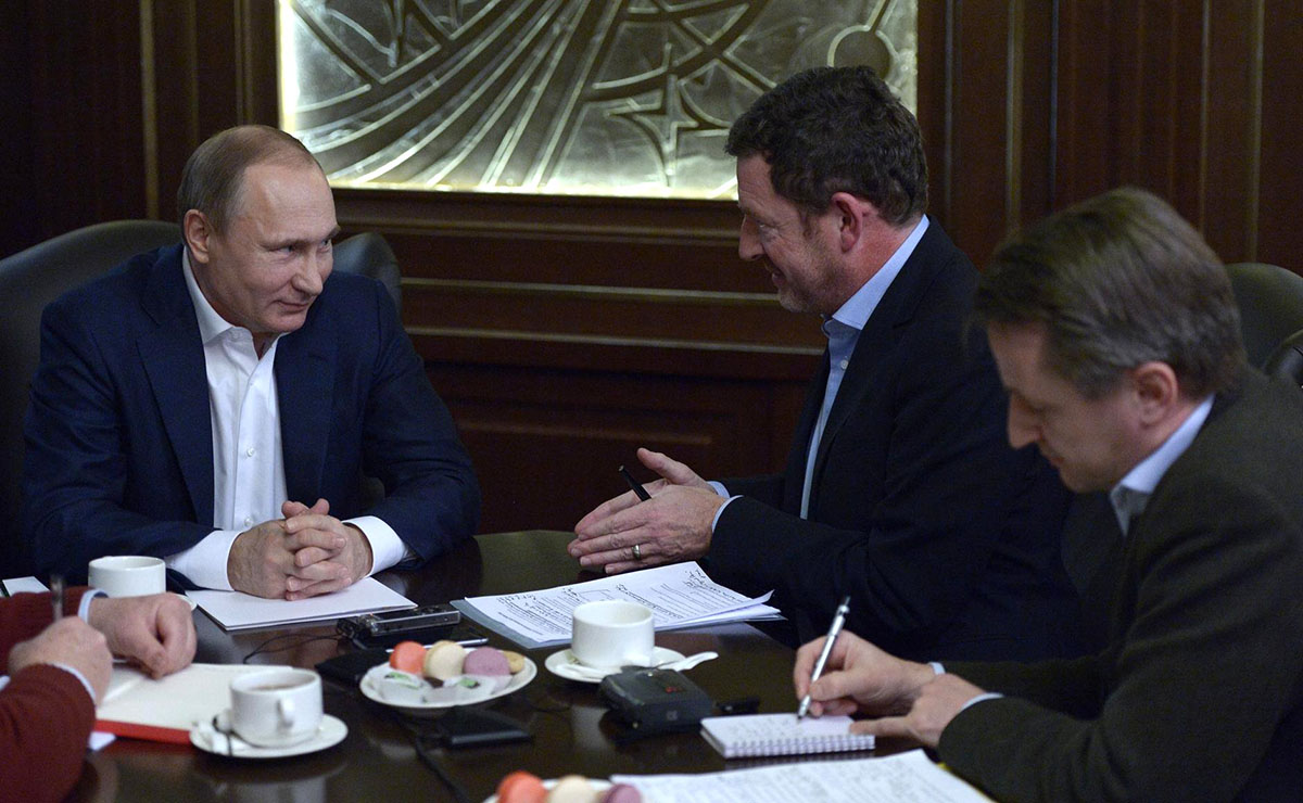Зачем в России редактируют интервью своего президента
