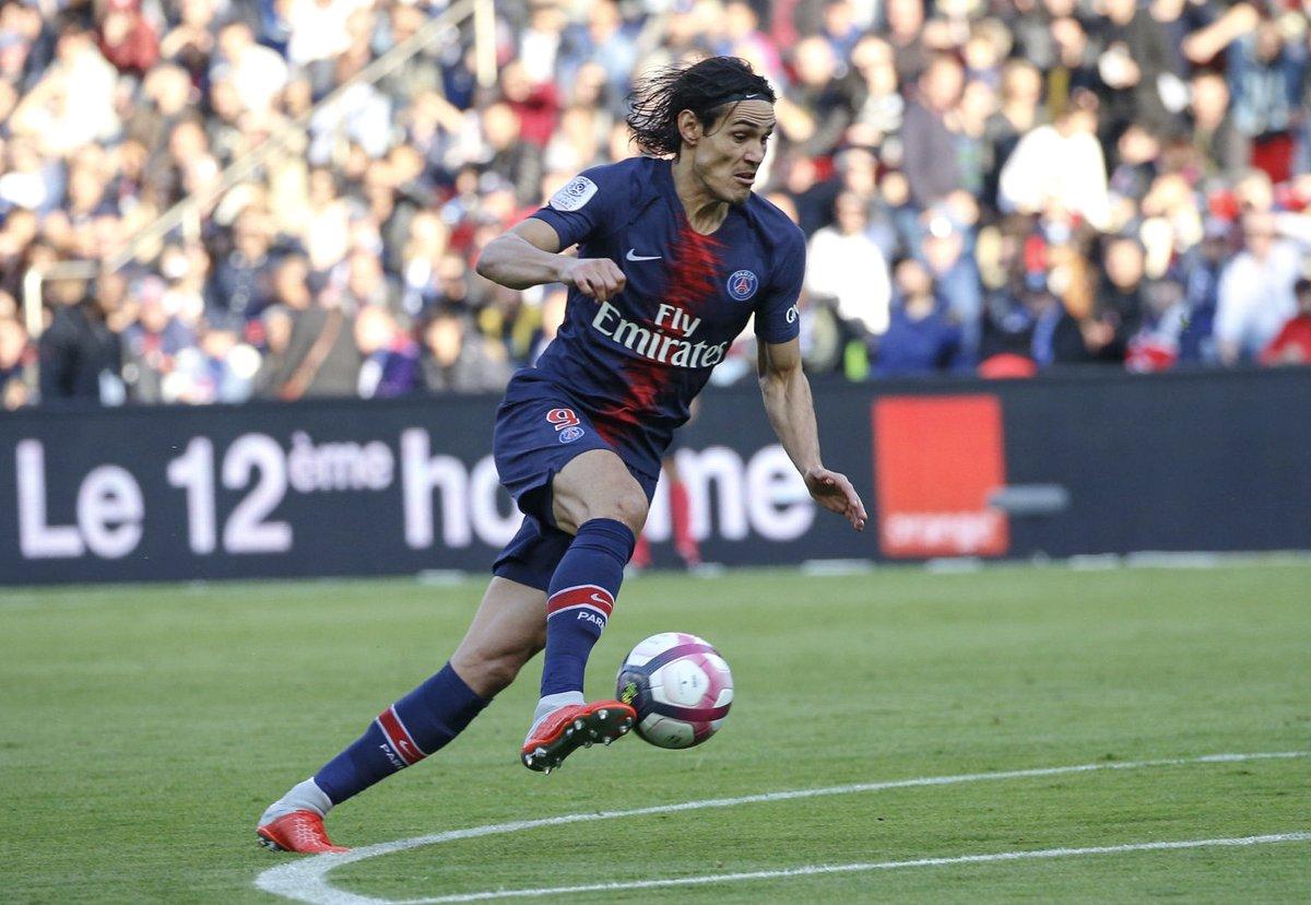 Итальянский и французский клубы играли в четвертом туре Лиги чемпионов