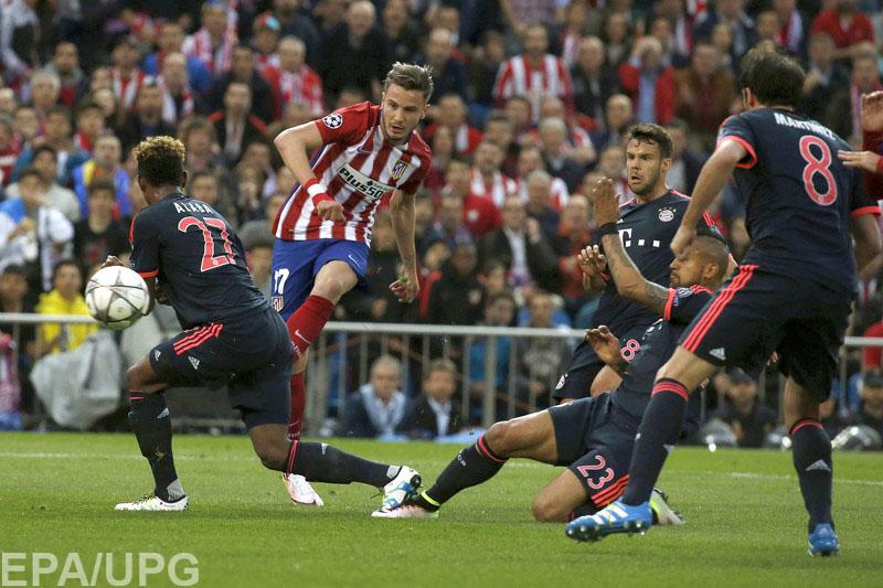 27 апреля в Мадриде состоялся первый поединок полуфинальной стадии