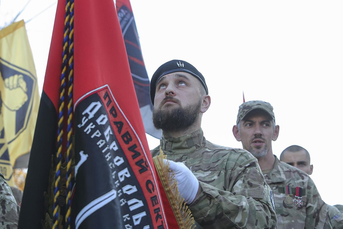 На пятом году войны в Украине много военных официально не признаны участниками боевых действий