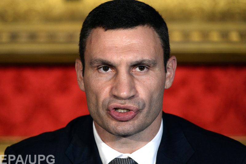 Виталий Кличко официально вступил в свою должность год назад