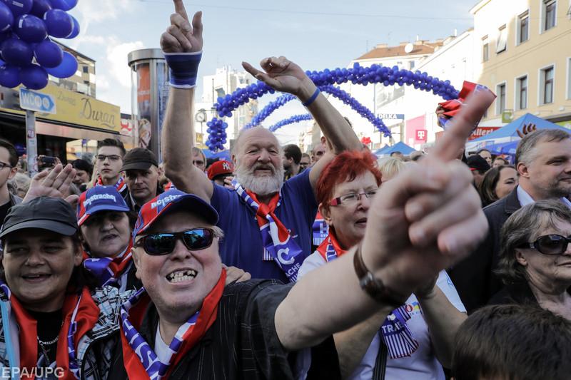 """Партнеры """"Единой России"""" могут войти в коалицию в Австрии"""