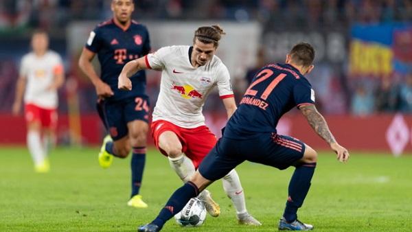 В центральном матче 21-го тура чемпионата Германии лидеры не выявили победителя