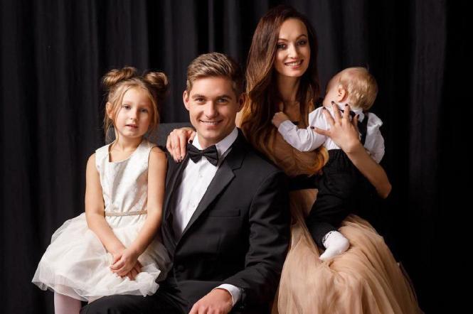 Владимир Остапчук после развода чаще видится с детьми