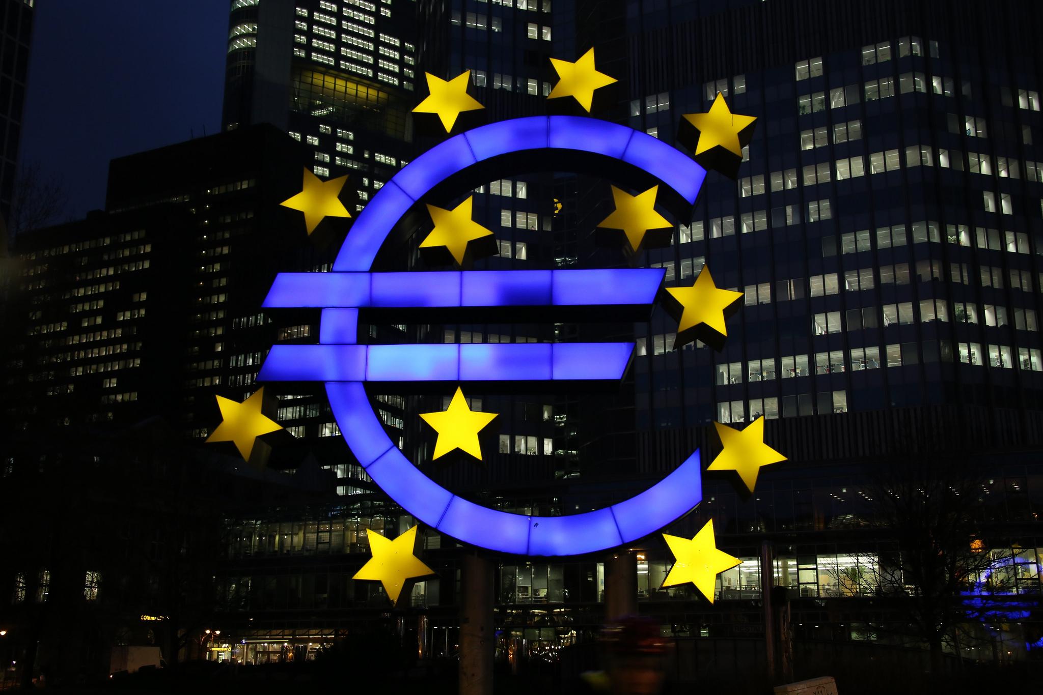 Зона евро оказалась на пороге кризиса
