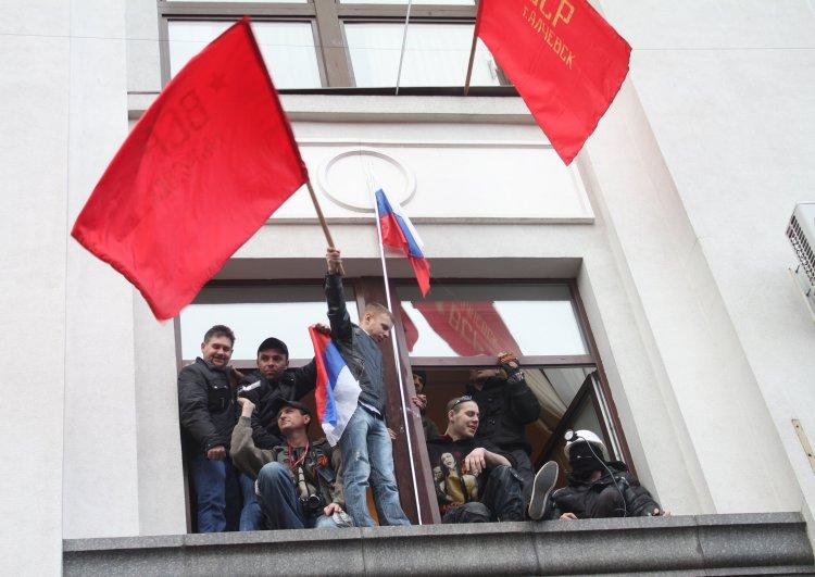 Силовые структуры имели почти целый месяц для того, чтобы подавить сепаратистов в Луганске