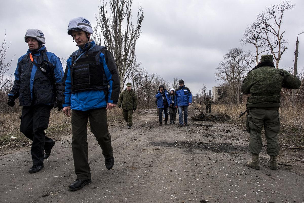 В Stratfor считают, что Россия созрела выполнить ряд пунктов Минска-2