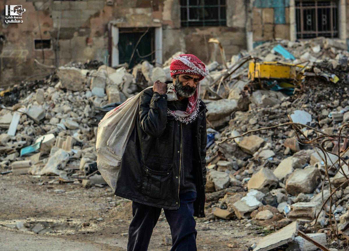Российские воздушные бомбардировки Сирии убивают мирных граждан этой страны