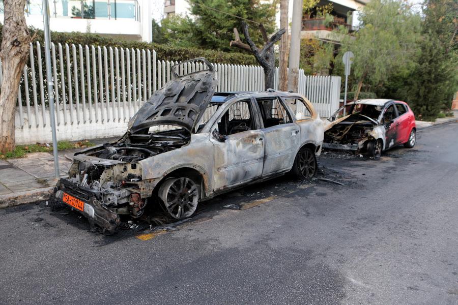 УГреції з«коктейлями Молотова» напали наукраїнське посольство: перші подробиці