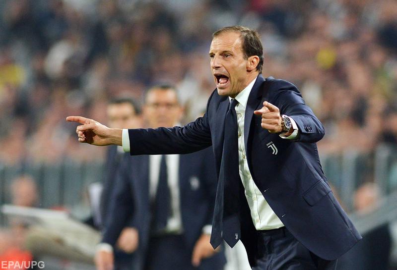 Ювентус на классе спокойно переиграл Милан