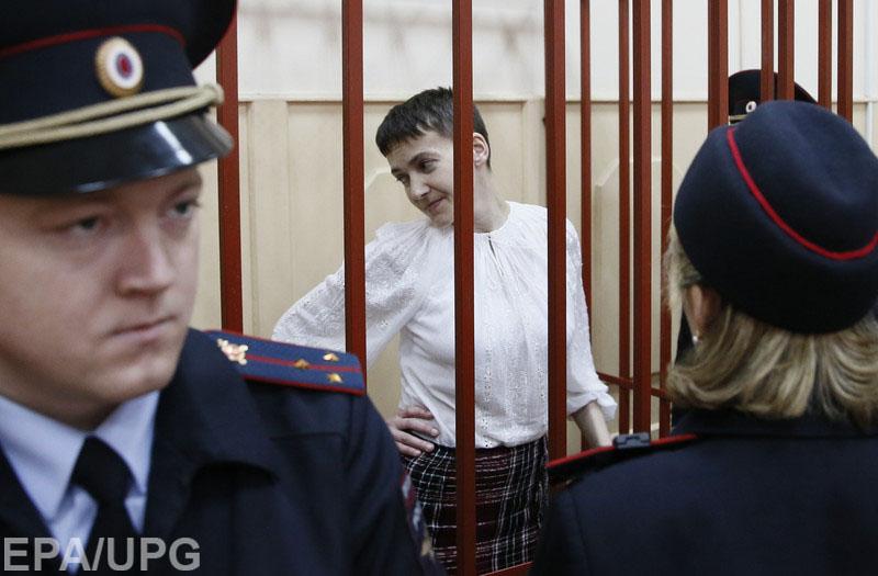 Блогеры высмеяли российских прокуроров, решивших посадить украинскую летчицу на 23 года