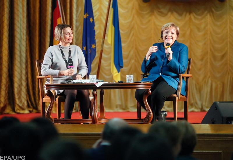 Евросоюз оказался в непростой ситуации, считает канцлер Германии