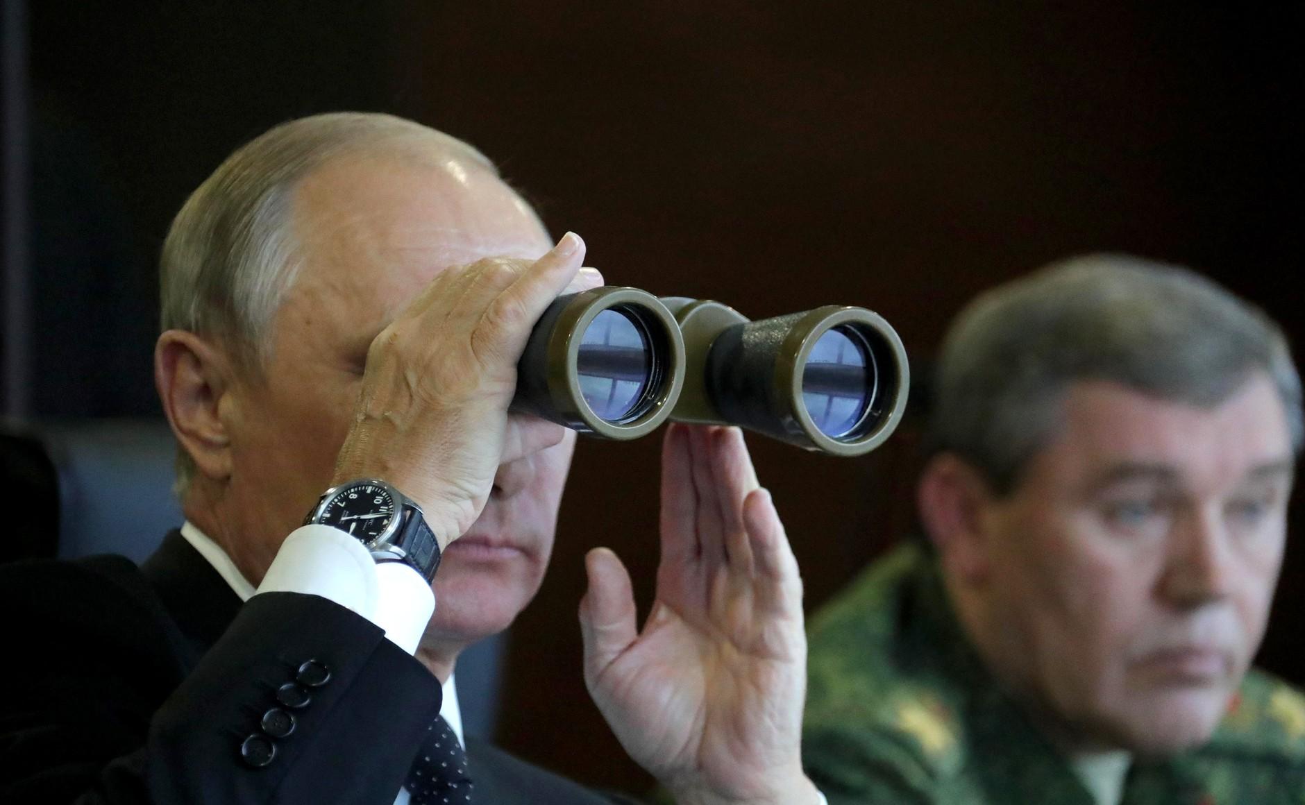 Генерал Василий Богдан об обострении на Донбассе и том, способен ли Путин на большую войну