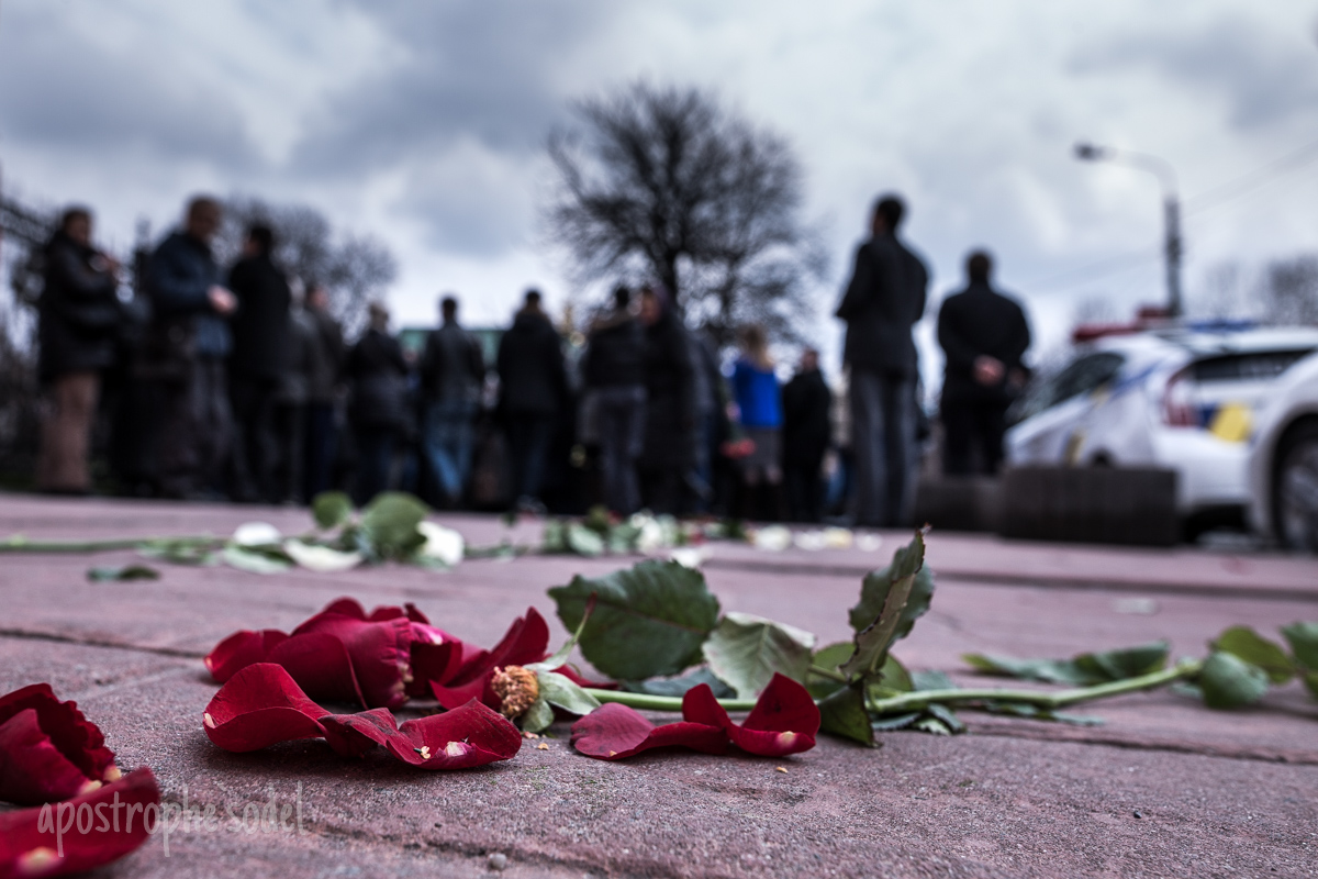 Спустя 16 лет после убийства, тело журналиста, наконец, было предано земле