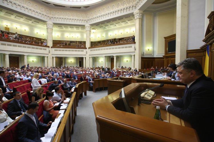 Парламенту нужно подготовить альтернативный вариант защиты украинских лесов