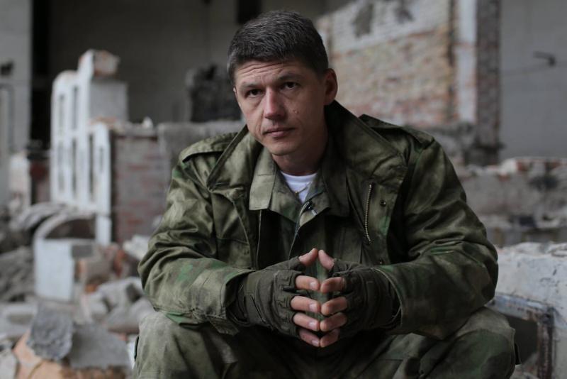 Один из командиров украинских «киборгов» рассказал об обороне Донецкого аэропорта