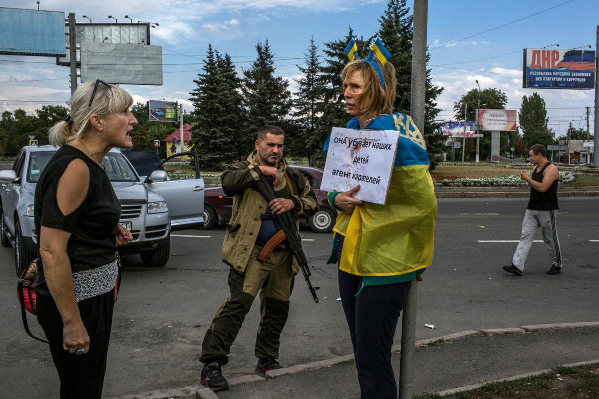 В Европарламенте считают, что преступления на Донбассе совершались российскими спецслужбами во главе с Путиным