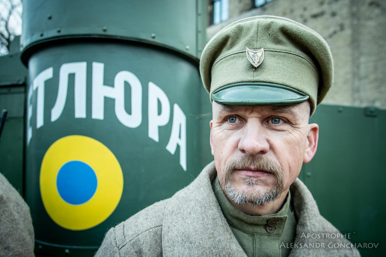 Восстание на заводе арсенал Киев 1918 УНР